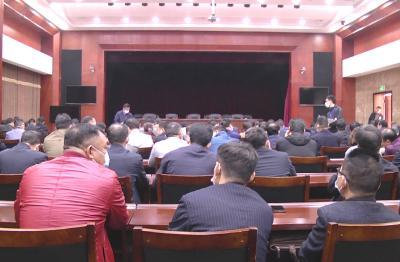 崇阳县正科职以上领导干部参加法律知识测试