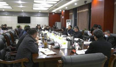 崇阳县全年经济运行调度会议要求:紧盯各项指标 着力补齐短板
