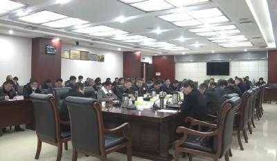 崇阳县集中督办人大建议、政协提案办理工作