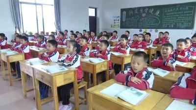 """崇阳:集团化办学让孩子""""家门口""""上学"""
