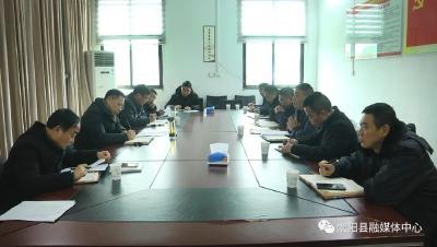 郑俊华到县城市管理执法局调研督导落实全面从严治党主体责任工作