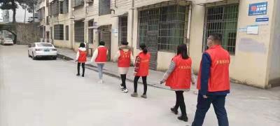 【新春走基层⑫】天城镇开发区社区:平平安安过春节 疫情防控不放松