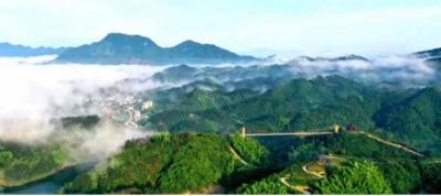 绿色发展示范案例   国家生态文明建设示范区 ——湖北省咸宁市崇阳县