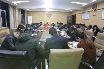 崇阳检察:夜学党史 点亮思想明灯