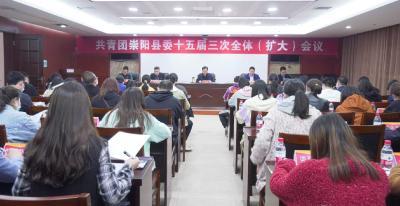 团县委:凝聚青年 服务大局 当好桥梁  从严治团