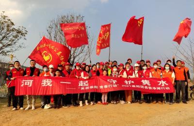 """崇阳团县委""""五个一""""推动党史学习教育走进青少年"""