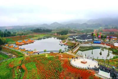 4月28日 湖北西庄旅游度假村开业迎宾!