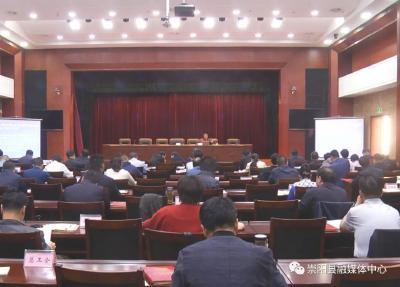 杭莺:讲好崇阳党史 传承红色基因