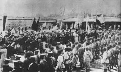 【百年红色崇阳⑭】北伐军过后 崇阳县城的国民革命运动蓬勃兴起