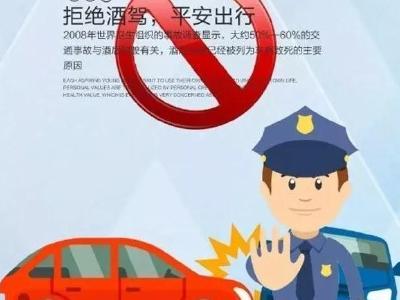 @黄冈人,这张图告诉你酒驾的成本
