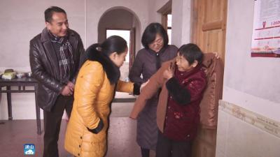 【新春走基层】县检察院春节前夕到驻点扶贫村开展慰问活动