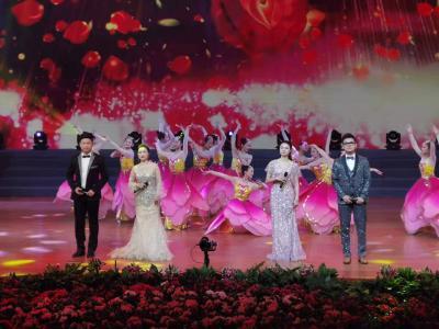【视频】歌舞 《共舞春风》
