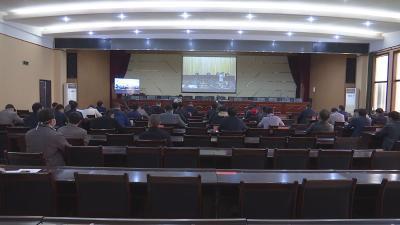 长江云——【视频】全省安排部署爱国卫生工作