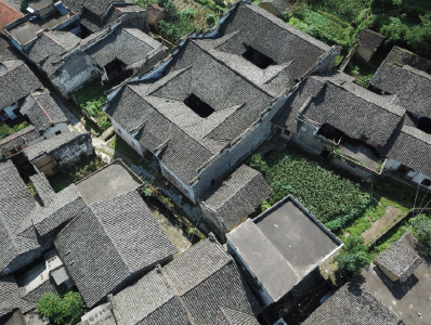 长江云——通山石门村:古老村庄的蝶变