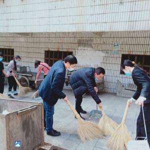 通羊镇南门桥社区:抓环境整治带来居民幸福快乐