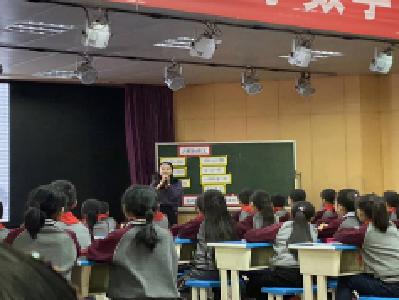 小荷才露尖尖角  --记杨芳林乡中心小学青年教师管晶晶