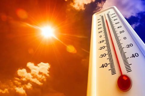 长江云——热!热!热!极端最高37℃!通山持续高温!你准备好了吗