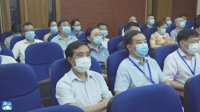 V视丨县人大常委会听取和审议法院检察院报告