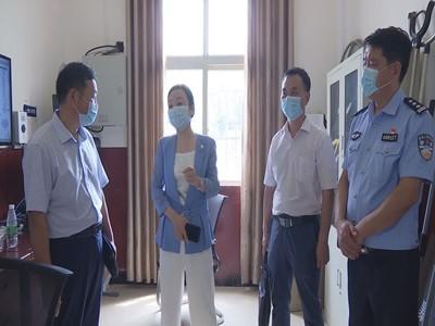 长江云——V视丨通山:加强城区秋季开学校园安全和疫情防控工作