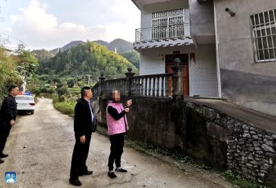 """长江云——边区""""魅影"""" 通山公安侦破系列入室盗窃案始末"""