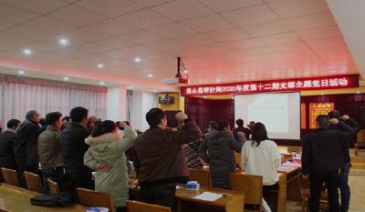 通山县审计局积极开展法治宣传教育月活动