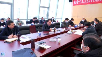 【聚焦两会】V视 | 石玉华参加南林桥镇代表团审议