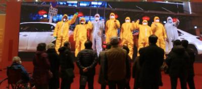 """""""人民至上 生命至上""""展览精华短片:我爱你中国"""