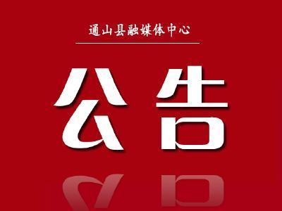 湖北省通山县国有建设用地使用权挂牌出让公告