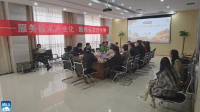 V视 | 县人社局:优化服务提效能  助推企业新发展