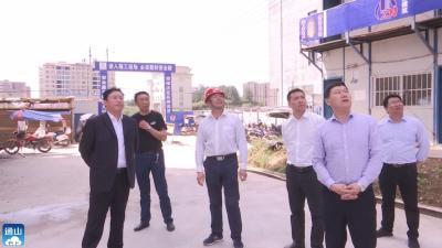 V视   县领导检查建筑燃气领域安全生产工作