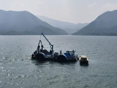 V视 | 通山:让护湖洁湖行动成为常态化