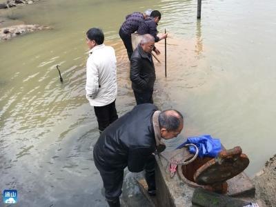 【我为群众办实事】通羊镇沙堤村解决群众用水难题