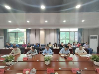【党史学习教育】县领导在县交通运输局作党史学习教育专题报告