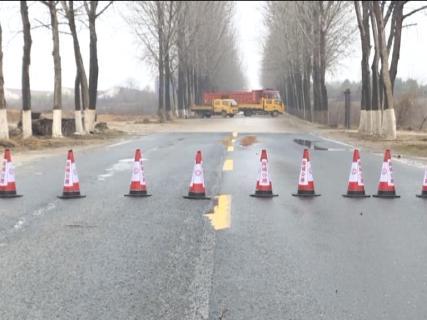 我市对进出应城辖区内的所有道路实施临时封闭