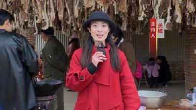"""《应城味道》第一期  乡村年货节里品""""年味"""""""