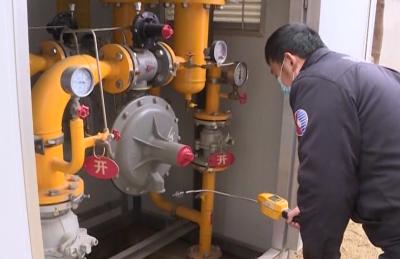 应城中燃公司:迎战疫情  力保供气