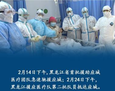 """黑龙江省援助应城医疗队全名单,请记住这些最美""""逆行者""""的名字"""