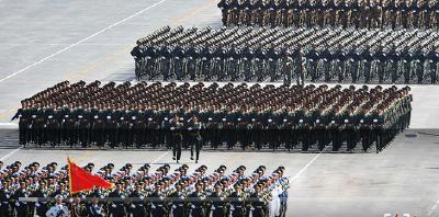 每日一曲|中国人民解放军军歌