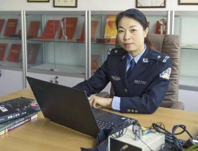 【应城】铿锵玫瑰,测谎精英——这个女警,不简单!