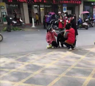应城蒲阳小学:助人为乐好少年 平凡举动暖人心