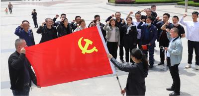【应城】红色革命老区寻印记    党史学习教育掀热潮