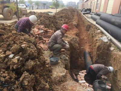 南城:抢施工进度助安置户早住新居
