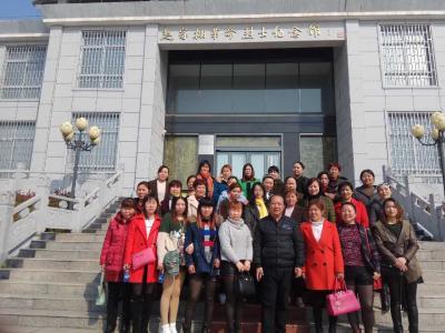 棠棣镇妇联开展红色革命教育活动