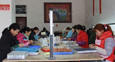 王义贞镇500余人在家门口找到工作