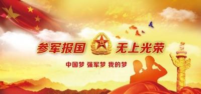 2017征兵宣传片《中国力量》