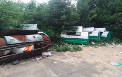 棠棣镇建立垃圾清运长效机制保常洁
