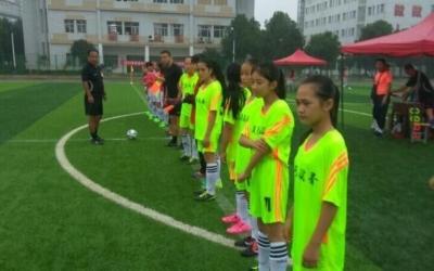 我市两校足球队分获孝感特色项目学校运动会男女组冠军