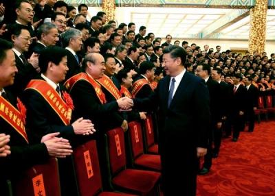 习近平:确保人民安居乐业社会安定有序国家长治久安
