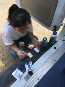 我市第三季度养殖环节拉网式检测及禽蛋养殖质量安全监督工作圆满完成