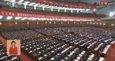 十九大关于十八届中央纪律检查委员会工作报告的决议